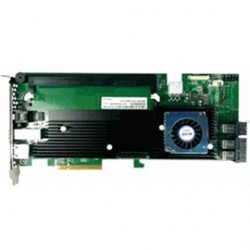 Areca - ARC-1883IX-12-4GB - Areca Controller Card ARC-1883IX-12-4GB Dual Core 16Port 12Gb/s SAS/SATA RAID 4GB Retail
