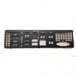 Supermicro - MCP-260-00068-0B - Supermicro 1U I/O Shield - 1U Rack Height - 1 Pack
