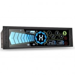Thermaltake - AC-010-B51NAN-A1 - Thermaltake Commander FT - Touchscreen Fan Controller