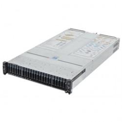 QCT - 1S2S0900003 - System 1S2S0900003 T41SP-2U 2U 4N Server S2S without CPU/RAM 2.5inch HDD PCI-Express Retail