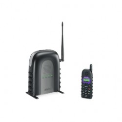 EnGenius - DURAFON-SIP-SYSTEM - Durafon-SIP Long Range, Durable, SIP Cordless Telephone System w/ one (1) base station and one (1) handset
