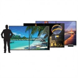 AOpen - 790.VW016.001 - Software 790.VW016.001 Single nVIEW-Enterprise Professional Video Wall Solution Bare