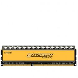 Crucial Technology - BLT8G3D1869DT1TX0 - Memory BLT8G3D1869DT1TX0 8GB DDR3 1866 Ballistix Tactical Retail