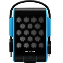 A-DATA Technology - AHD720-1TU3-CBL - Adata HD720 1 TB External Hard Drive - Portable - USB 3.0 - Blue