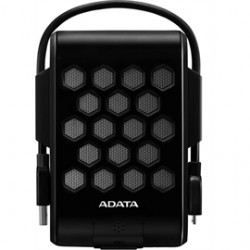A-DATA Technology - AHD720-2TU3-CBK - Adata HD720 2 TB 2.5 External Hard Drive - Portable - USB 3.0 - Black