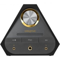 Creative Labs - 70SB158000000-US - Sound Card 70SB158000000-US Sound Blaster X7 Audio Hub Retail