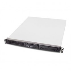 AIC - RMC-1T0-0-0-003-A - Case RMC-1T0-0-0-003-A 1U 1/1/(2) HDD 2x 40x28mm Fan PCI Black Retail