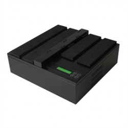 ILY Enterprise - HD-OP4 - ILY Optical Drive HD-OP4 4 Target 2.5-inch/3.5-inch SATA HDD Duplicator up to 150MBps Retail