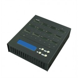 ILY Enterprise - FP-SD23 - ILY Optical Drive FP-SD23 23 Target Flex Pro SD Duplicator up to 25 MB/s Retail