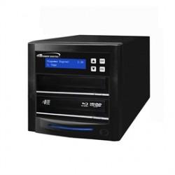 Vinpower Digital - ECON-S1T-BD-NRUSB3 - VinPower Digital Duplicator Econ-S1T-BD-NRUSB3 1 to 1 Blue-ray DVD CD with USB3.0 Brown Box