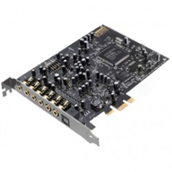 Creative Labs - 30SB155000001_US - Sound Card 30SB155000001_US SB1550 Sound Blaster Audigy RX Bulk