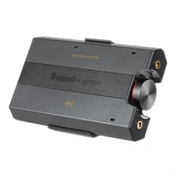 Creative Labs - 70SB159000001_US - Sound Card 70SB159000001_US Sound Blaster E5 USB Audio Retail