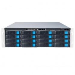 Sans Digital - EN316L12 - NAS EN316L12 3U 16Bay 4 NIC 12G SAS / 6G SATA Hardware RAID6 NAS+iSCSI Rackmount Server Retail