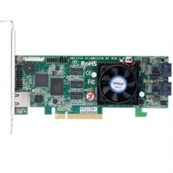 Areca - ARC-1226-8I - Areca Controller Card ARC-1226-8i 8Port PCIE 3.0 Internal 12Gbps SAS RAID Retail
