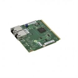 Supermicro - AOC-MGP-I2-O - Supermicro 2-Port Gigabit Ethernet Adapter - 2 Port(s) - 2 - Twisted Pair