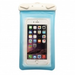 SYBA Multimedia - SY-ACC65081 - Accessory SY-ACC65081 Waterproof Case for Smartphone up to 6inch Retail