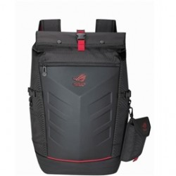 Asus - 90XB0310-BBP010 - Asus Ranger Carrying Case (Backpack) - Black - Shoulder Strap, Hand Grip