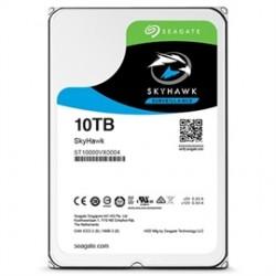 Seagate - ST10000VX0004 - Seagate SkyHawk ST10000VX0004 10 TB Internal Hard Drive - SATA - 256 MB Buffer