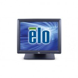 Elo Touch Solutions - E344758 - EloTouch LCD E344758 1517L 15 inch Touch 1024x768 4:3 16ms VGA USB Black Retail