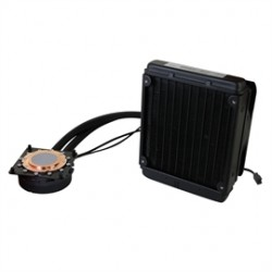 EVGA - 400-HY-5188-B1 - EVGA HYBRID Water Cooler (All in One) for GTX 1080 and 1070 - 1 x 120 mm - Copper