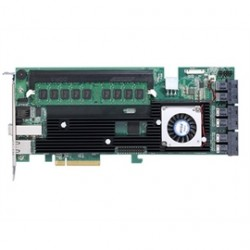 Areca - ARC-1883IX-16-4GB - Areca Controller Card ARC-1883IX-16-4GB 12Gb/s SAS PCI Express RAID Card 240-pin 4GB Retail