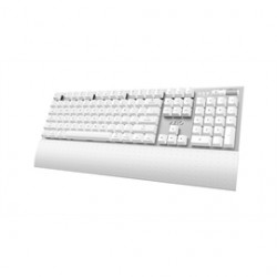 AziO - MK-MAC-BT01 - Azio Keyboard MK-MAC-BT01 Bluetooth MK MAC BT Mechanical for MAC Kailh Brown SWITCH Retail