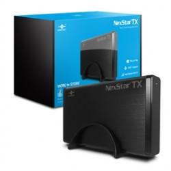 Vantec Thermal Technologies - NST-328S3-BK - Vantec Storage Accessory NST-328S3-BK NexStar TX 3.5 inch USB 3.0 Hard Drive Enclosure Retail