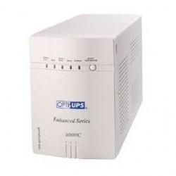 Opti Ups - ES1000C - Opti Ups Enhanced (ES-C) 1000VA Tower UPS - 1000VA/700W - 3 Minute Full Load - 8 x NEMA 5-15R