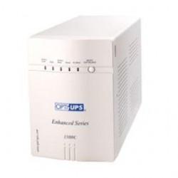 Opti Ups - ES1500C - Opti Ups Enhanced (ES-C) 1500VA Tower UPS - 1400VA/980W - 2 Minute Full Load - 8 x NEMA 5-15R