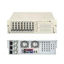 Supermicro - SYS-6034H-X8RB - Supermicro SuperServer 6034H-X8RB Barebone System - Intel E7520 - Socket 604, Socket 604, Socket 604 - Xeon, Xeon LV - 800MHz Bus Speed - 16GB Memory Support - CD-Reader (CD-ROM) - Gigabit Ethernet - 3U Rack