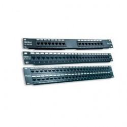 TRENDnet - TC-P24C5E - TRENDnet 24-Port Cat5/5e Unshielded Patch Panel