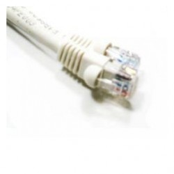 Link Depot - C5M-7-WHB - Network Cable 7 CAT5e 350MHz Molded w/Boot White