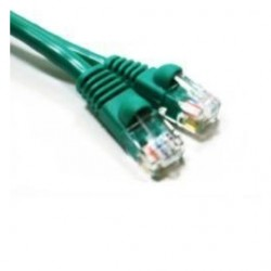 Link Depot - C5M-7-GNB - Network Cable 7 CAT5e 350MHz Molded w/Boot Green