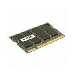 Crucial Technology - CT12864AC800 - Crucial 1GB DDR2 SDRAM Memory Module - 1GB - 800MHz DDR2-800/PC2-6400 - Non-ECC - DDR2 SDRAM - 200-pin SoDIMM