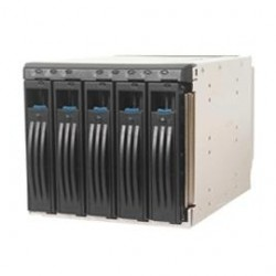 Areca - ARC5030 - Areca ARC-5030 Hard Drive RAID Enclosure - 5 x 3.5 - 1/3H Front Accessible - Internal