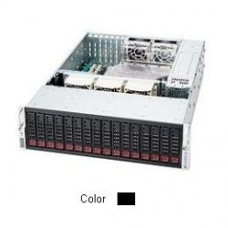 Supermicro - CSE-936A-R900B - Supermicro SC-936A-R900B Chassis - Rack-mountable - Black