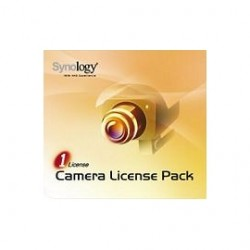 Synology - CLP1 - Synology IP Camera License Pack For 1
