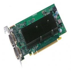 Matrox - M9120-E512F - Matrox M9120 Graphic Card - 512 MB DDR2 SDRAM - PCI Express x16 - 2048 x 1536 - DirectX 9.0, OpenGL 2.0 - 2 x Total Number of DVI - PC - 2 x Monitors Supported