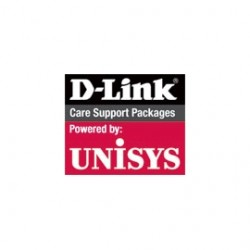 D-Link - DCSP-4 - D-Link Network Services - 1 Year - Service - 9 x 5 Next Business Day - Maintenance