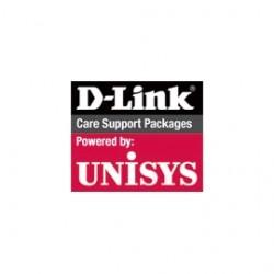 D-Link - DCSP-8 - D-Link Network Services - 1 Year - Service - 9 x 5 Next Business Day - Maintenance