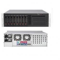 Supermicro - SYS-6036T-3R - 3u Rm Bb Black 5600/5500 1333/1066 800mhz 8bay Sata 920w Rps