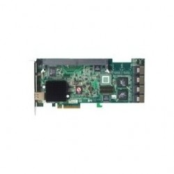 Areca - ARC-1261ML - Areca ARC-1261ML SATA RAID Controller - 256MB ECC DDR2 SDRAM - PCI Express x8 - Up to 300MBps - 4 x 7-pin SFF-8087 Serial ATA/300 - Serial ATA