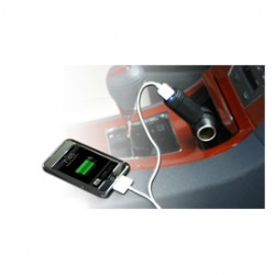 Smartti - Smt-mobile Safety Kit - Accessory Mobile Safety Kit 85w Usb 2w Car Adapter Usb Power Port Retail