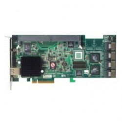 Areca - ARC-1261ML-MM - Areca Controller Card ARC-1261ML-MM 16port SATA2 RAID PCIE Bare with MiniSAS to MiniSAS Cable