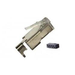 Liberty AV - 111S08080016C34 - Category 5e Shielded 8P8C RJ45 Plug Bag