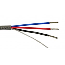 Liberty AV - 18-3C-OC-GRY - Grey OEM Systems 18 AWG 3 conductor Occupancy Sensor Cable with Special Color Code Reel