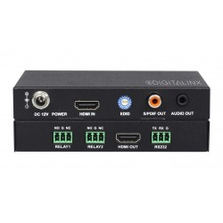 DigitaLinx - DL-UHDILC - In-Line HDMI Auto Sensing Room Controller