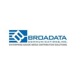 Broadata Communications - LBF-H-T-M-LC-2F - HDMI Video Transmitter, MMF-LC, Two Fibers