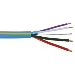 Liberty AV - LUTRON-YEL-CS - Blue OEM systems lighting control for Lutron Universal Control GRX-CBL-346S equal cable Cool Spool
