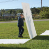 ClearMATS - CM48 - ClearMATS Ground Protection Mats, 4' x 8'